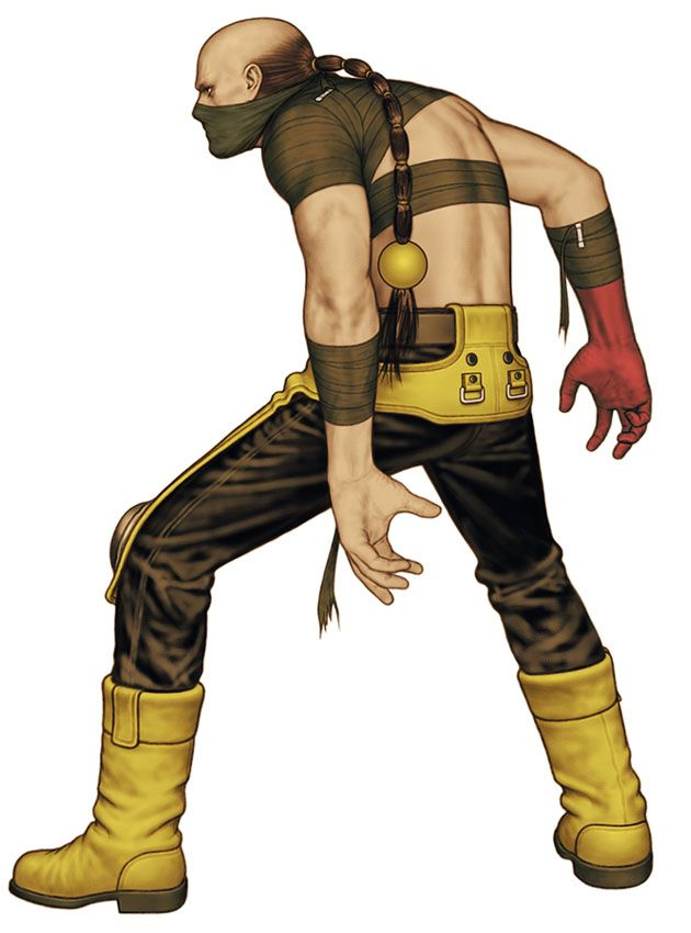 13 best ideas about king of fighters on pinterest street fighter snk playmore and nests - King of fighters characters pictures ...