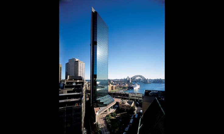 Gateway Plaza #Sydney #skyscraper #archidaily #architecture #ptw #ptwarchitects