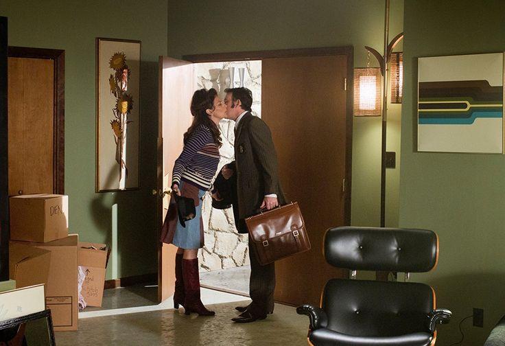Leverage (TV Series 2008–2012) - Photo Gallery - IMDb -- Leverage plus 70's interior design equals happy me
