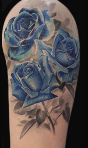 Afbeeldingsresultaat voor tattoo vergeetmijnietje