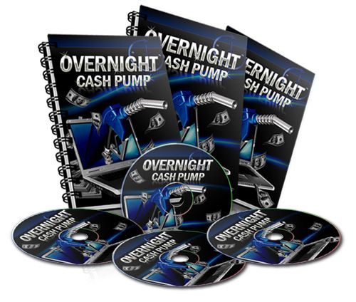 OverNight Cash Pump - Learn how to profit by filling your paypal account with cash with our proven method to generating fast cash with the overnight cash pump video series. Learn more at https://www.nichevideogalore.com/store/overnight-cash-pump/