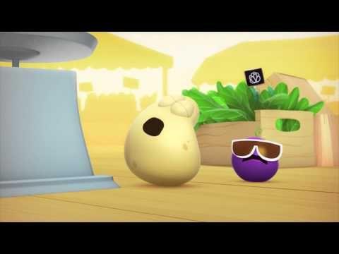 A table les enfants ! - Le raisin - Episode en entier - Exclusivité Disney Junior ! - YouTube