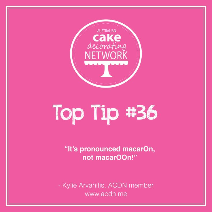 Top Tip shared by Kylie Arvanitis -  Join our wonderful membership community online at www.acdn.me