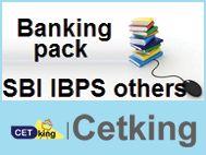 Banking Program for all major Bank PO Exams - IBPS, SBI.. Provider Name: CETKing
