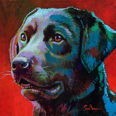 Simon Bull Studios - Dogs - Your Wish Is My Command