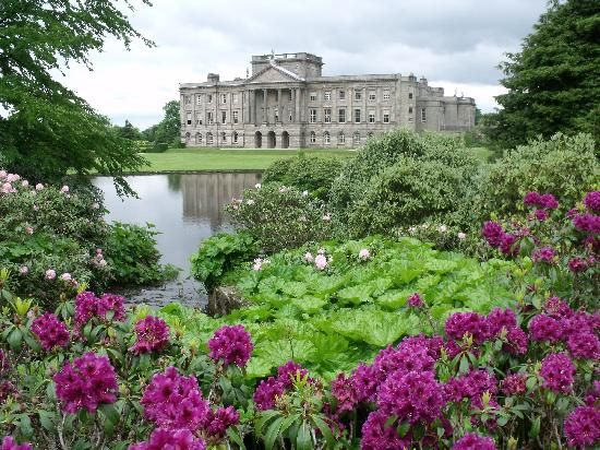 Lyme Park better known as Pemberley