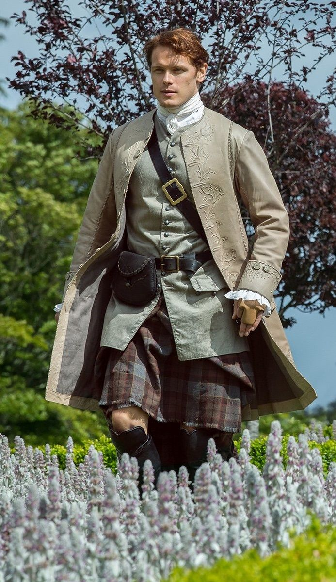 Outlander America, mmepattz: outlandish-blog: My God!  Dirty Scottish...