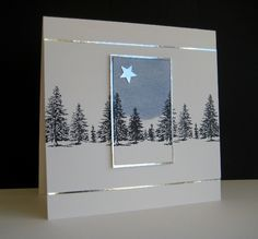 WT612 ~ The Fir Tree by sistersandie - Cards and Paper Crafts at Splitcoaststampers
