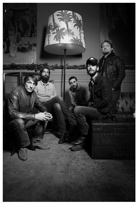 Did you know Band of Horses' lead singer Ben Bridwell is from #Charleston?