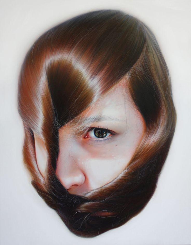 portraits by roos van der vliet portrait inspo peintures de portrait ...
