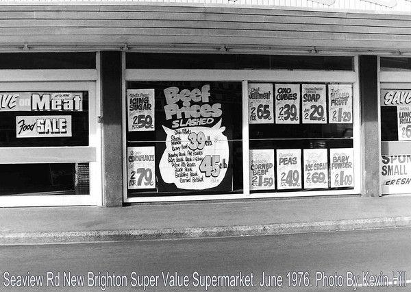 Butcher, Seaview Road, New Brighton, Christchurch NZ
