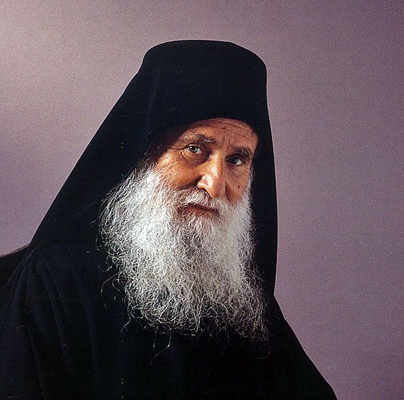 Elder Joseph of Vatopaidi Βlessed and favoured people who are humble are meek, calm, serene, attached to virtue, opposed to evil, untroubled by any circumstance or threat. They live in the bosom of the faith, like infants in the maternal embrace of grace. They never live for themselves, because the