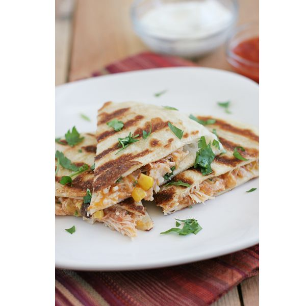 Grilled-Chicken-Quesadillas-01   food but instead use whole wheat lavash bread