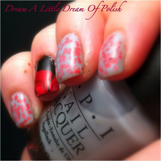 Vampire Diaries Nail Art: 32 Best My Personal Nails Images On Pinterest