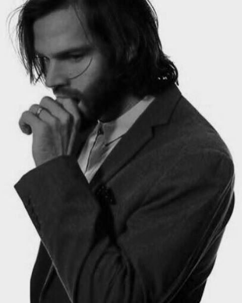 Jared in Rogue Magazine