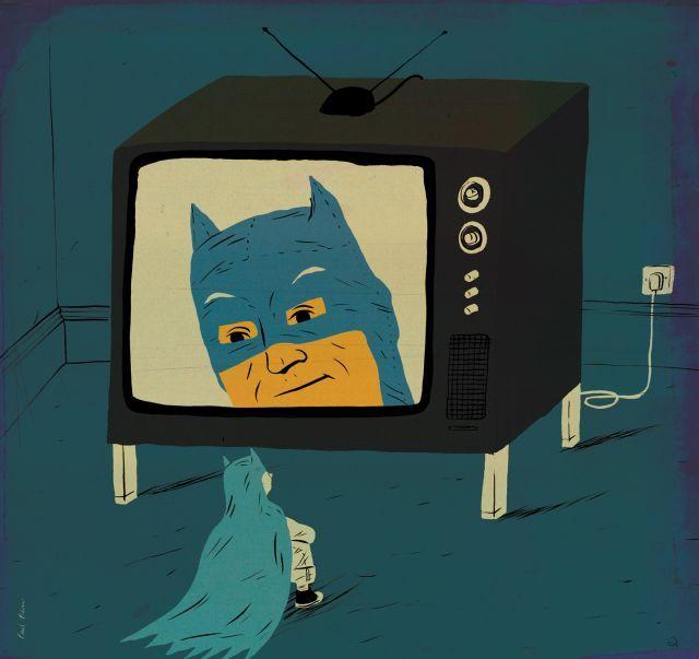 Batman | Paul Blow | makersmgmt.com