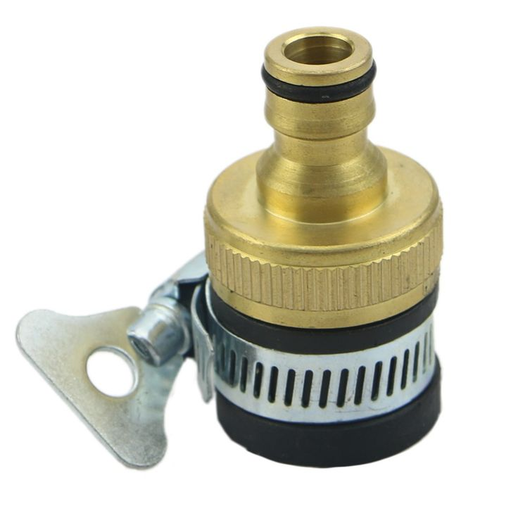 >> Click to Buy << Universal Garden Lawn Water Tap Connector Adapter Hose Tube Pipe Quick Join New #Affiliate