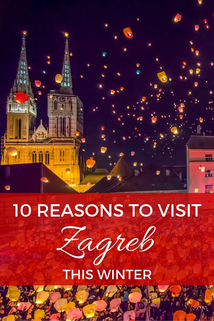 Swoon into the storybook atmosphere of Christmassy Zagreb and see, hear and taste the best of the celebratory season! totalcroatia.eu