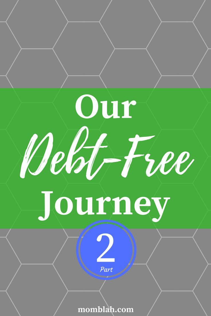debt free journey title
