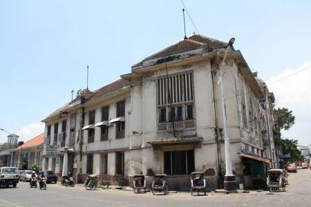 Little Netherland di Kota Lama Semarang