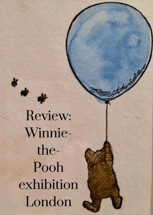 Review of 'Winnie-the-Pooh: Exploring a Classic', an exhibition at the V&A Museum in London - click through for full review and details.