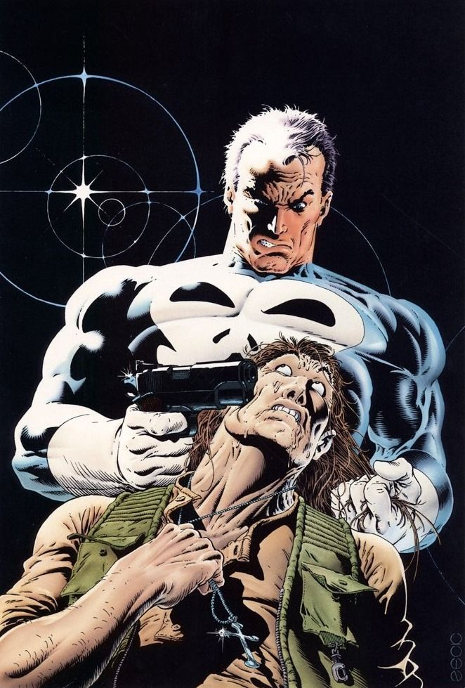 the Punisher Portfolio, Vol. 1 | Artist: Mike Zeck