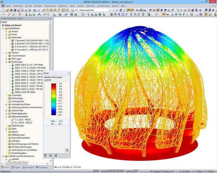 3D-FEM-Software für anspruchsvolle Statiker und Tragwerksplaner https://www.dlubal.com/de/loesungen/anwendungsbereiche/finite-elemente-fem-software