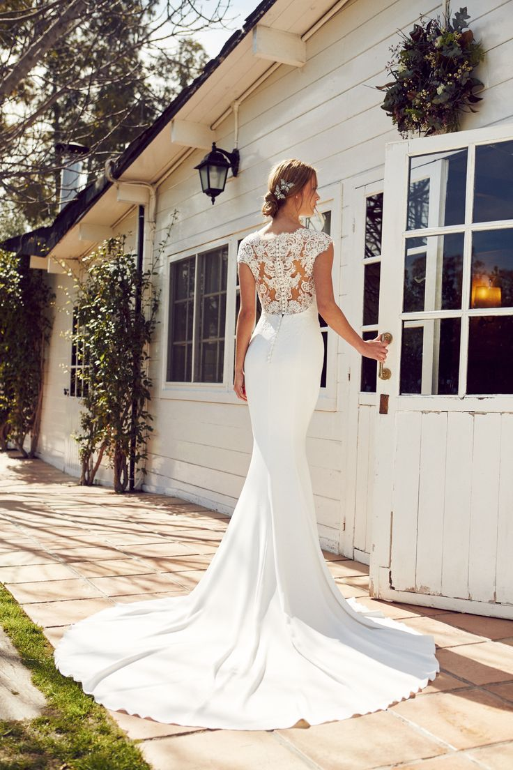 OLBIA from Pronovias 2017 Preview Collection