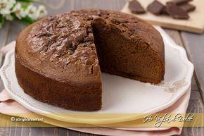 Torta con cioccolato al latte perfetta per consumare la cioccolata dell'uovo di Pasqua. Soffice, morbida e golosa. Ricetta, facile, veloce per la merenda.