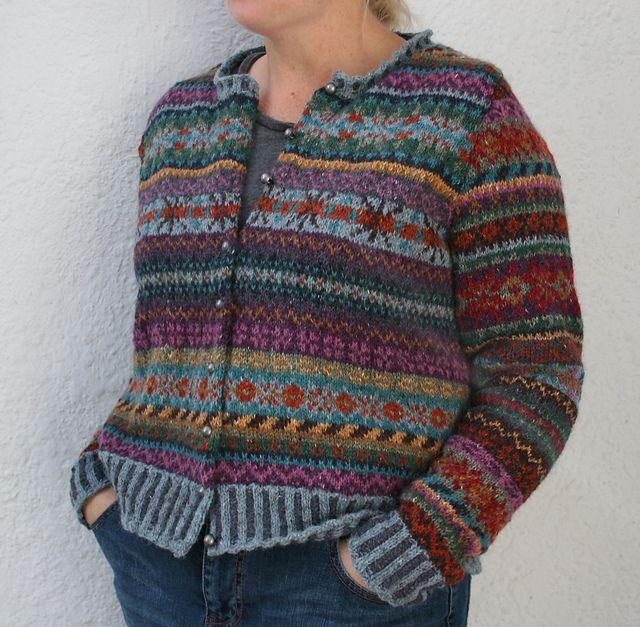1169 best Color Work images on Pinterest | Knitting patterns ...