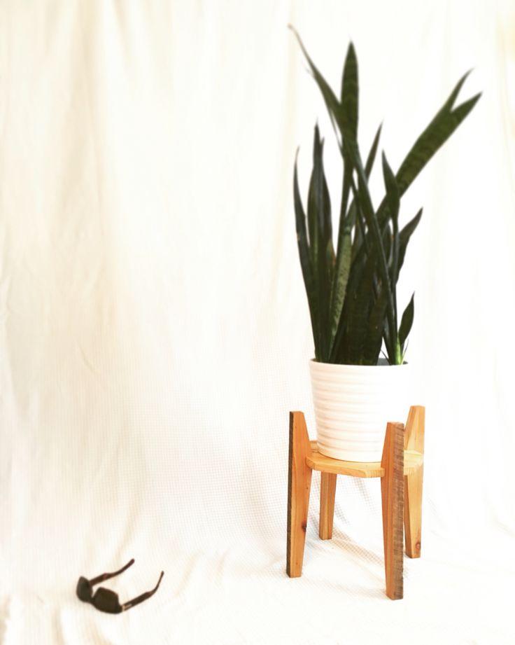 BUCKSHEE  flippable plant stand