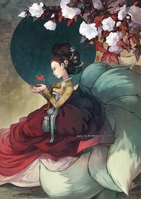 Beautiful artwork by Auroreblackcat at Deviant Art