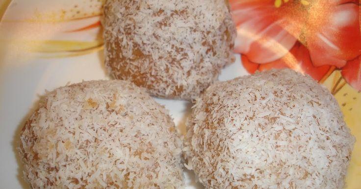 Υλικά  (Για 40 έως 45 γλυκά περίπου) 5 φλυτζάνια του καφέ μπύρα 5 φλυτζάνια του καφέ ζάχαρη 5 φλυτζάνια του καφέ λάδι 1 φακελάκι μπέικιν 3 β...