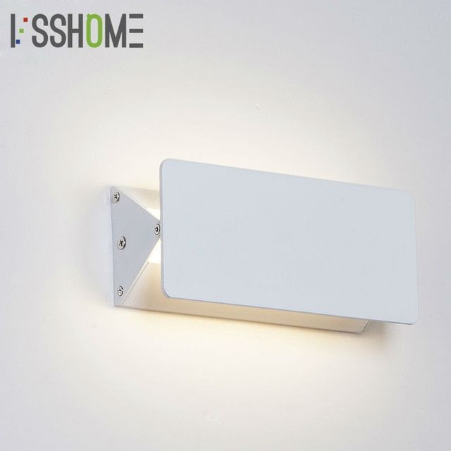 Vsshome 5w 10w 15w Led Wall Lamps Dimmable Modern Bedroom Decoration Indoor Lighting Living Room Corridor Lamp A Led Wall Lamp Wall Lamp Modern Bedroom Decor