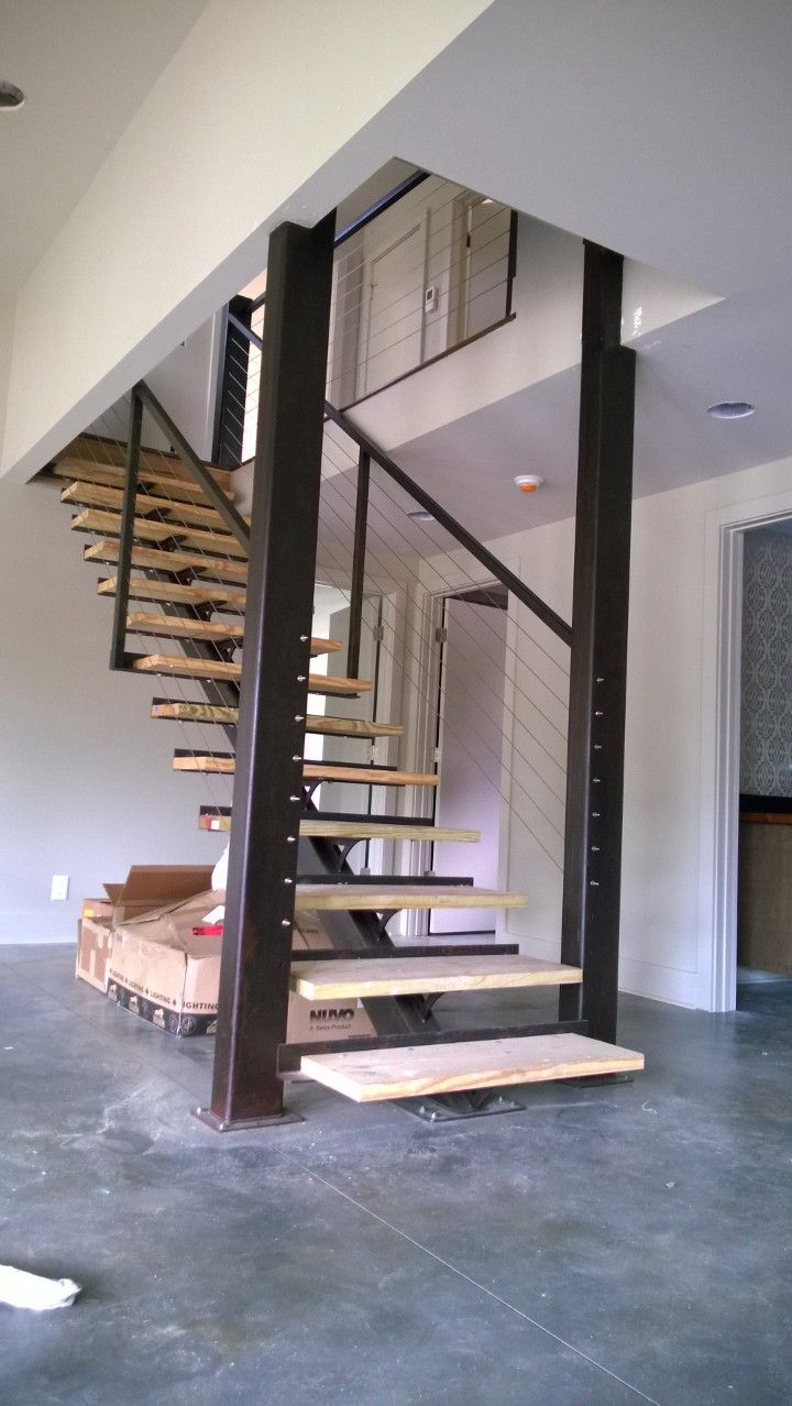 Best 43 Best Images About Stairs On Pinterest Industrial 400 x 300
