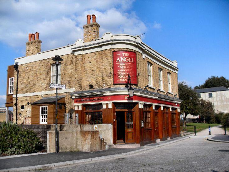 The Angel Pub, London