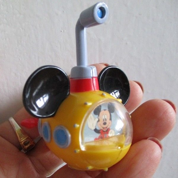 Disney Figural Keyring Series 8 Syndrome Blind Bag Figure NEW