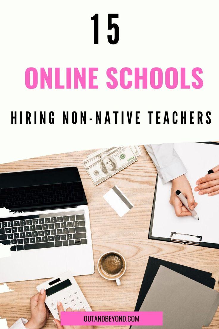 Pin on Online Teaching Jobs