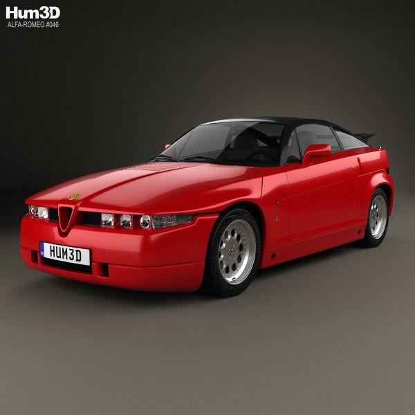 25+ Best Alfa Romeo 3D Models Images By Hum3D On Pinterest
