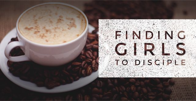 """As my girls transition from discipleship with me to discipling other girls, I'm frequently asked """"How do you find or pick a girl to disciple?"""" Truthfully this step can be intimidating. Girls …"""