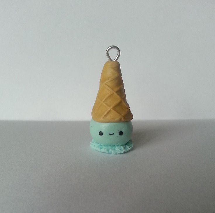 17 best images about kawaii polymer clay charms on for Cute things to make out of clay