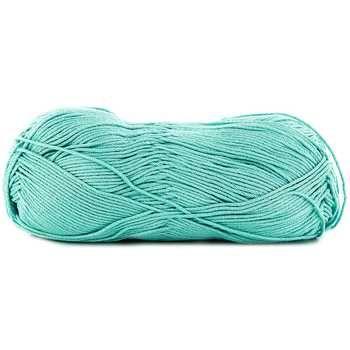 831 Turquoise Omega Sinfonia Mercerized Cotton Yarn