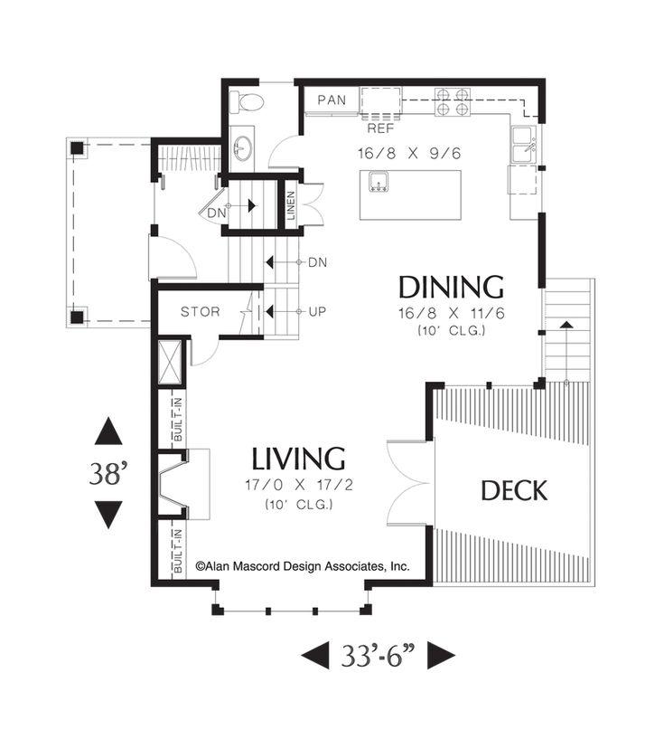 55 best Mascord House Plans images on Pinterest  House
