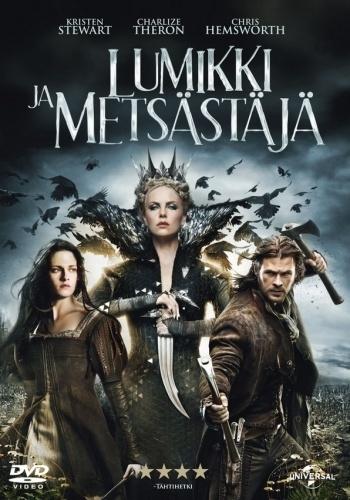 Lumikki ja metsästäjä - DVD - Elokuvat - CDON.COM