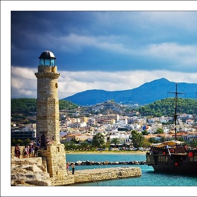 Rethymno,Crete,Greece