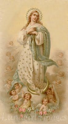 a beautiful holy card from our Victorian Religious Ephemera collection.