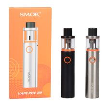 100% Original Smok Vape Pen 22 Kit Electronic Cigarettes Built-in 1650mah Battery with Vape Pen 22 Tank 0.4ohm Dual Core Vape