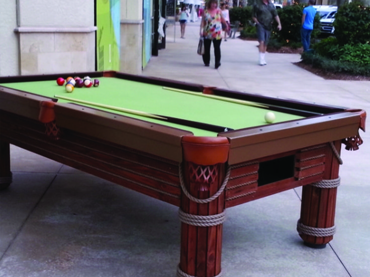 1000 Ideas About Outdoor Pool Table On Pinterest Small Pool Table Pool Ta