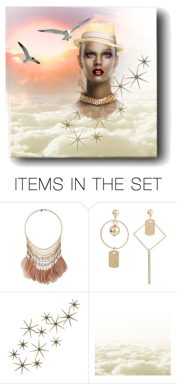 """""""Face makeover"""" by buddahbar ❤ liked on Polyvore featuring art"""