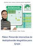 Poster Pintarron de Rompecabezas Universal Magnetico